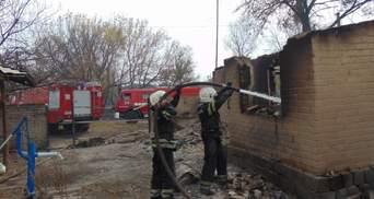 В ГБР считают, что причиной пожаров на Луганщине могла стать халатность руководства ГСЧС