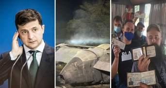Главные новости 23 октября: новые карантинные зоны, суд разрешил опрос Зеленского