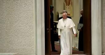 Папа Римський підтримав гомосексуальні шлюби ще у 2019, але Ватикан вирізав ці слова, – ЗМІ