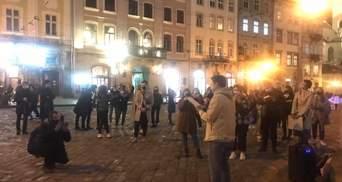 Во Львове публично читали отрывки запрещенной книги о Стусе: фото, видео