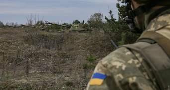 Бойовики знову обстріляли позиції ЗСУ на Донбасі: де було найгарячіше