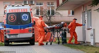 Друга хвиля коронавірусу в Європі: в яких країнах найвищі темпи зростання кількості хворих
