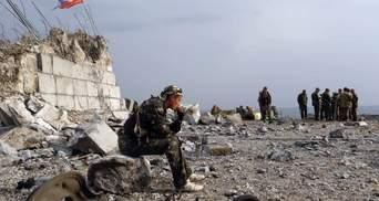Ворог чотири рази порушив тишу на Донбасі: гатив з гранатометів