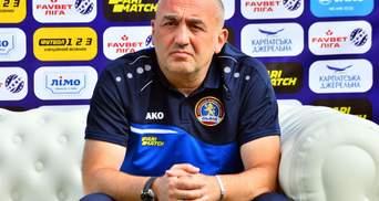 Клуб УПЛ на днях призначить нового головного тренера