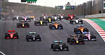 Формула-1: Хемілтон виграв божевільне гран-прі Португалії і побив рекорд Шумахера, Леклер – 4-й