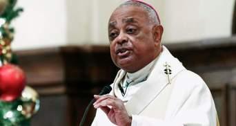 Вперше в історії кардиналом Католицької церкви став афроамериканець Вілтон Грегорі