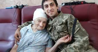 Умерла старейшая волонтер Украины Савченко: воины называли ее бабушка Люда