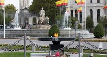 Чрезвычайное положение в Испании: правительство ввело комендантский час