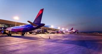 Без Украины: в Wizz Air назвали самые прибыльные для компании аэропорты