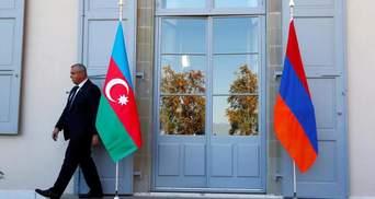 Азербайджан и Армения договорились о новом перемирии: к переговорам привлекли США