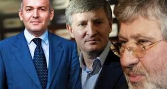 Погані новини для Коломойського та успіх Ахметова: що змінили вибори для найбагатших