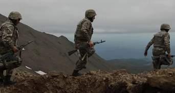Ситуация в Нагорном Карабахе обостряется: Армения заявила о тяжелых боях