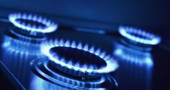 Ціна на газ для виробників тепла в жовтні зросла на чверть