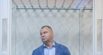 Суд відмовив Гладковському про зміну запобіжного заходу