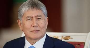 Експрезидент Киргизстану оголосив голодування у СІЗО: причина