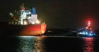 """Нигерийские """"пираты"""" захватили нефтяной танкер прямо у берегов Англии"""