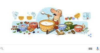 Хто такий Стамен Григоров і чому Google присвятив йому новий дудл із йогуртом