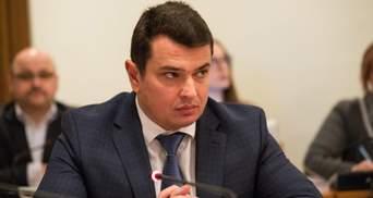 Решение ангажированное, – НАБУ будет обжаловать постановление ОАСК об увольнении Сытника