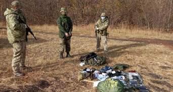 Втікача з Росії затримали на Луганщині: чоловік попросив про захист – фото