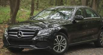 BigTest Mercedes-Benz C300: S-клас в мініатюрі