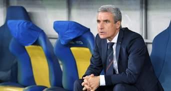 """Тренер """"Шахтаря"""" пояснив не надто виразну гру проти """"Інтера"""" в Лізі чемпіонів"""