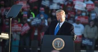 Трамп заявил о военном превосходстве США над Россией и Китаем