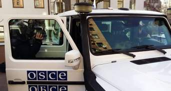Бойовики встановили 68 протитанкових мін на Сході України: дані ОБСЄ