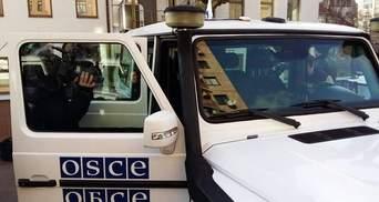 Боевики установили 68 противотанковых мин на востоке Украины: данные ОБСЕ