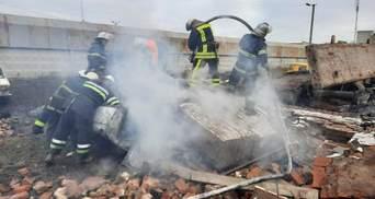 У лікарні помер один з постраждалих внаслідок вибуху газу на Харківщині