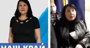 Скандал через українську в маршрутці в Слов'янську влаштувала кандидатка в депутати, – ЗМІ