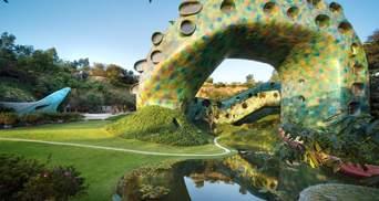 Будинок-змія: в Мехіко можна забронювати сюрреалістичний готель – фото
