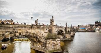 Карлів міст стоїть вже понад 600 років: особливості та як будували міст в Празі – відео