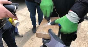 В Одесі накрили партію кокаїну на 10 мільйонів доларів: фото