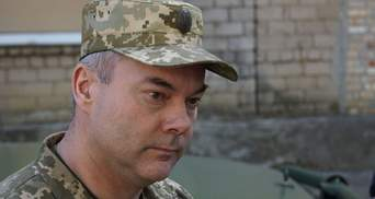 Командувач ООС впевнений, що бойовики не хочуть миру на Донбасі