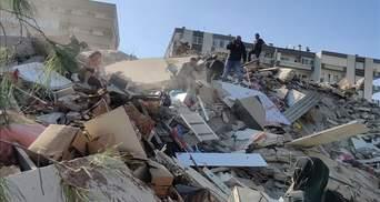 Нищівний землетрус у Туреччині: кількість жертв зросла до 114 людей