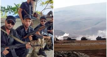 Чеченські війська у Карабасі: як у Криму зняли фейкове відео про війну