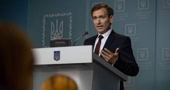 Законопроект президента о КСУ соответствует ценностям, закрепленным Конституцией, – Вениславский