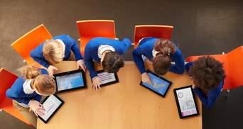 Можно ли украинские школы перевести на электронное управление?