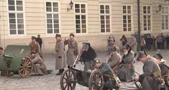 У Львові відтворили бої понад 100-річної давнини: фото