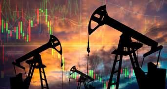 Нові локдауни в Європі вдарили по ринку нафти: ціна Brent впала до травневого мінімуму