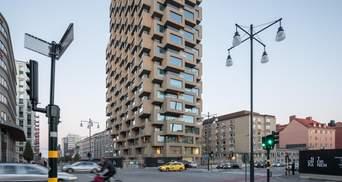 """Небоскребы с """"картонных коробок"""": в Швеции определили лучшие здания в 2020 году – фото"""