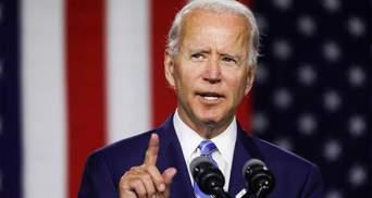 Українські букмекери ставлять на перемогу Байдена на президентських виборах у США
