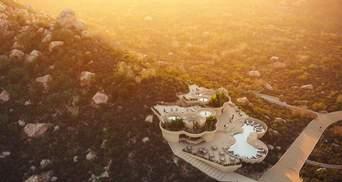 Вино и виды: в Мексике построят огромный курорт на виноградниках – невероятные фото