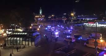 Теракт у центрі Відня: все, що наразі відомо – відео 18+