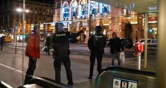Теракт у Відні: Австрія посилює контроль на кордонах