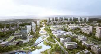 З нуля: в Південній Кореї побудують абсолютно нове інноваційне місто – фото
