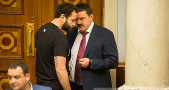 Венедіктова відмовилась відкривати справу про держзраду проти Дубінського і Деркача