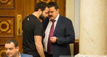 Венедиктова отказалась возбуждать дело о госизмене против Дубинского и Деркача