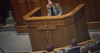Голова української делегації в ПАРЄ Єлизавета Ясько підхопила коронавірус
