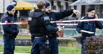Двох підозрюваних у причетності до віденського теракту затримали аж у Швейцарії